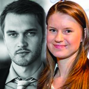 Pavel N & Olena Tybinka